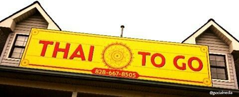 Thai To-Go West Asheville