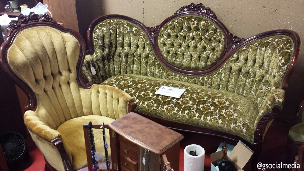 asheville antique furniture