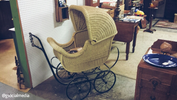 asheville baby carriage