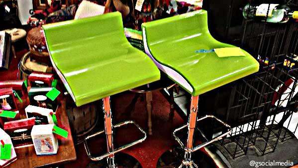 asheville bar stools
