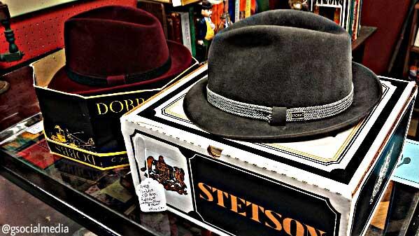 asheville fedora hats