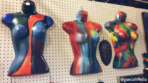 asheville mannequins