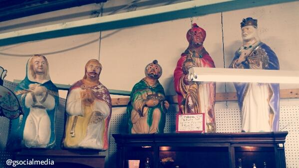 asheville nativity scene