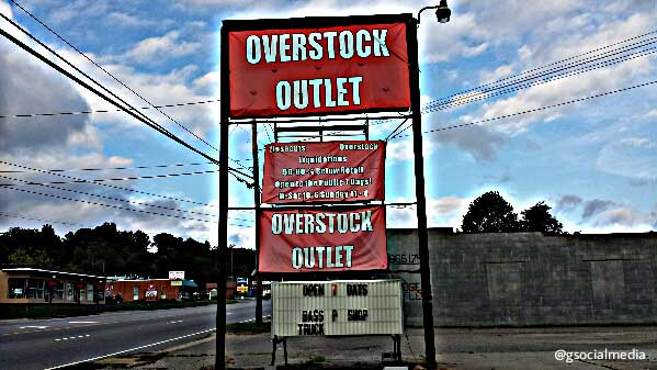 asheville outlets overstock