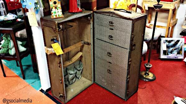asheville suitcase
