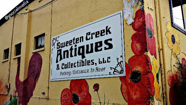 asheville sweeten creek antiques