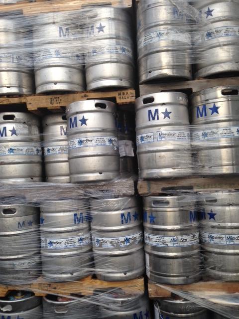 oskar blues brewery kegs
