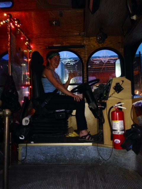 oskar blues trolley driver