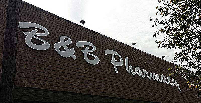 b and b pharmacy west asheville