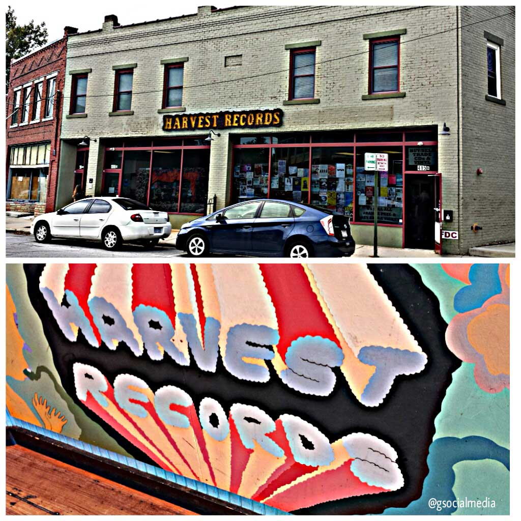 harvest records west asheville