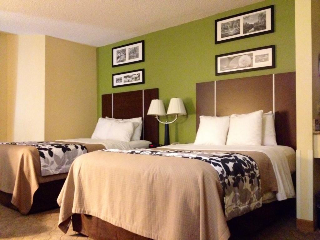 comfortable beds sleep inn asheville