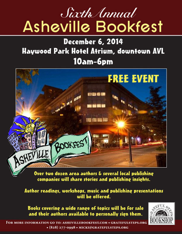 asheville bookfest