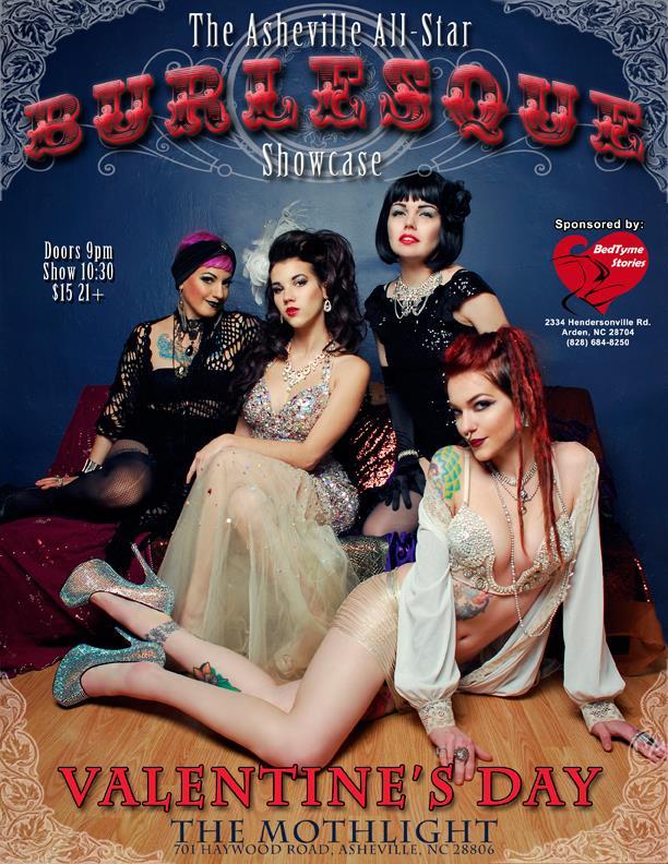 asheville all star burlesque