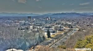 Downtown Asheville 2015