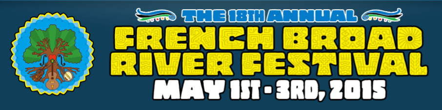 french broad river festival 2015