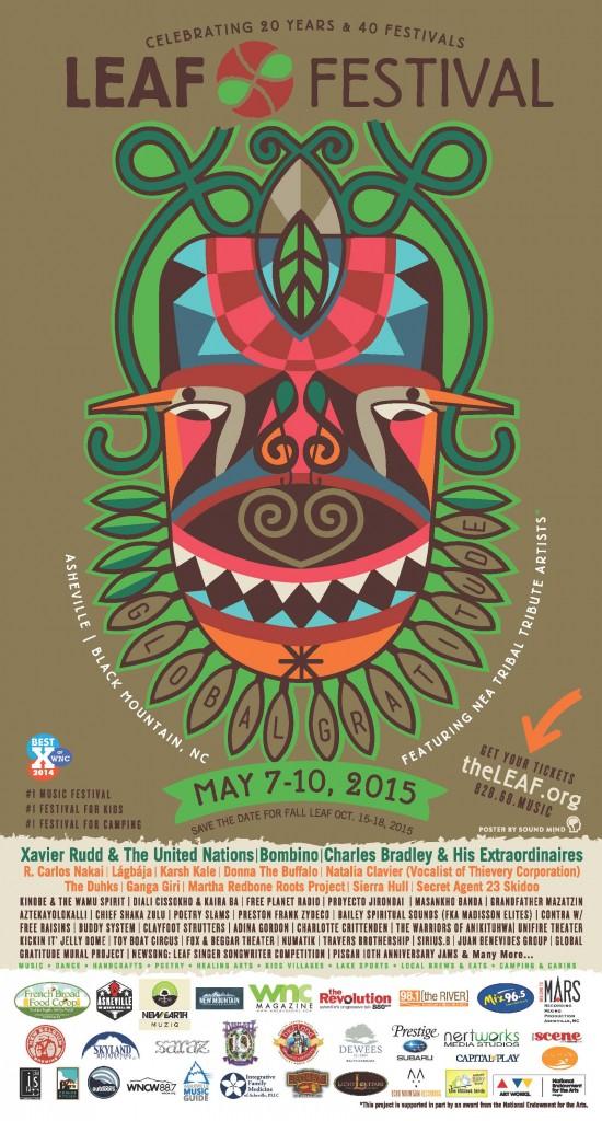 Leaf Festival Spring 2015 Black Mountain