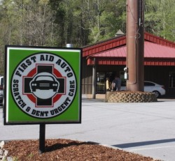 First Aid Auto – Asheville Auto Body Repair
