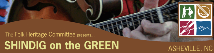 Shindig on the green asheville