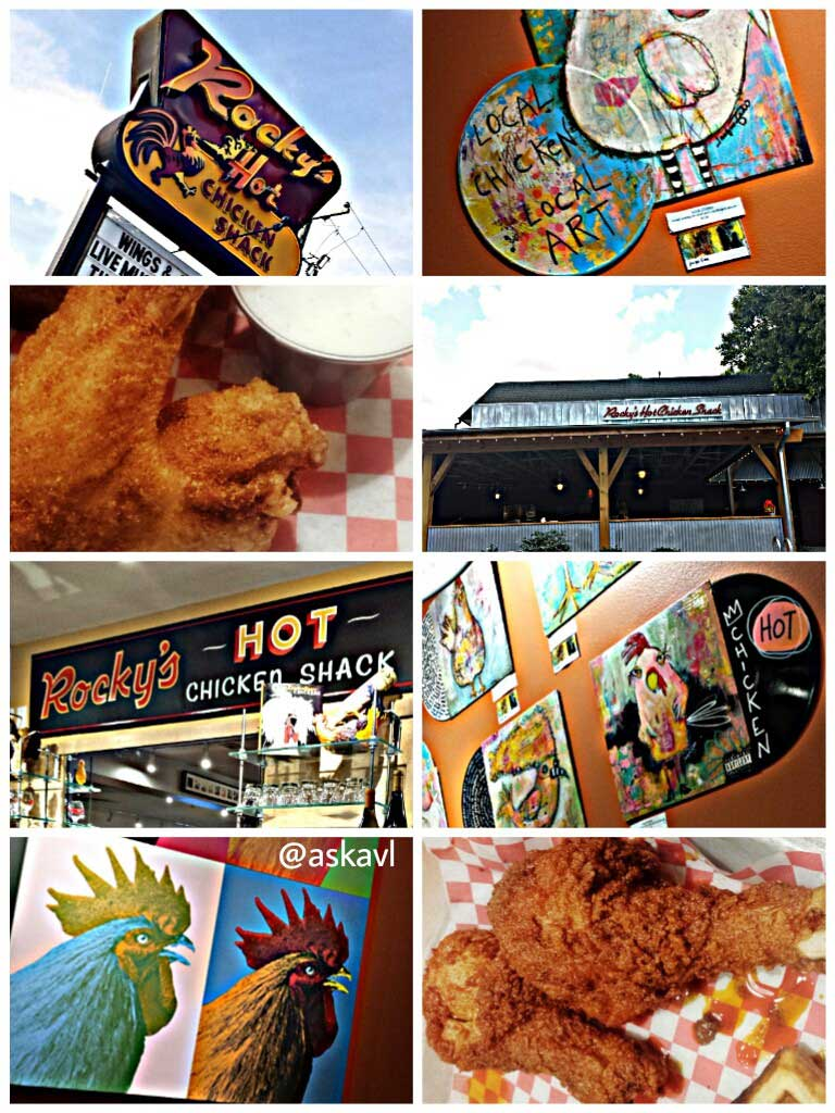 Asheville Chicken Shack