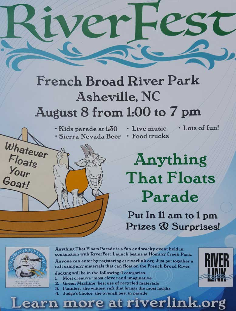 Asheville Riverfest 2015