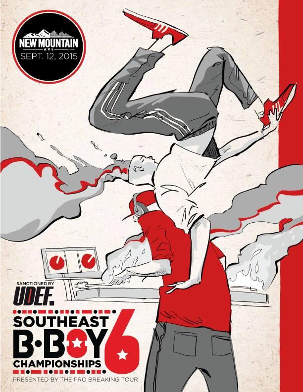 Southeast B-Boy Championship Asheville