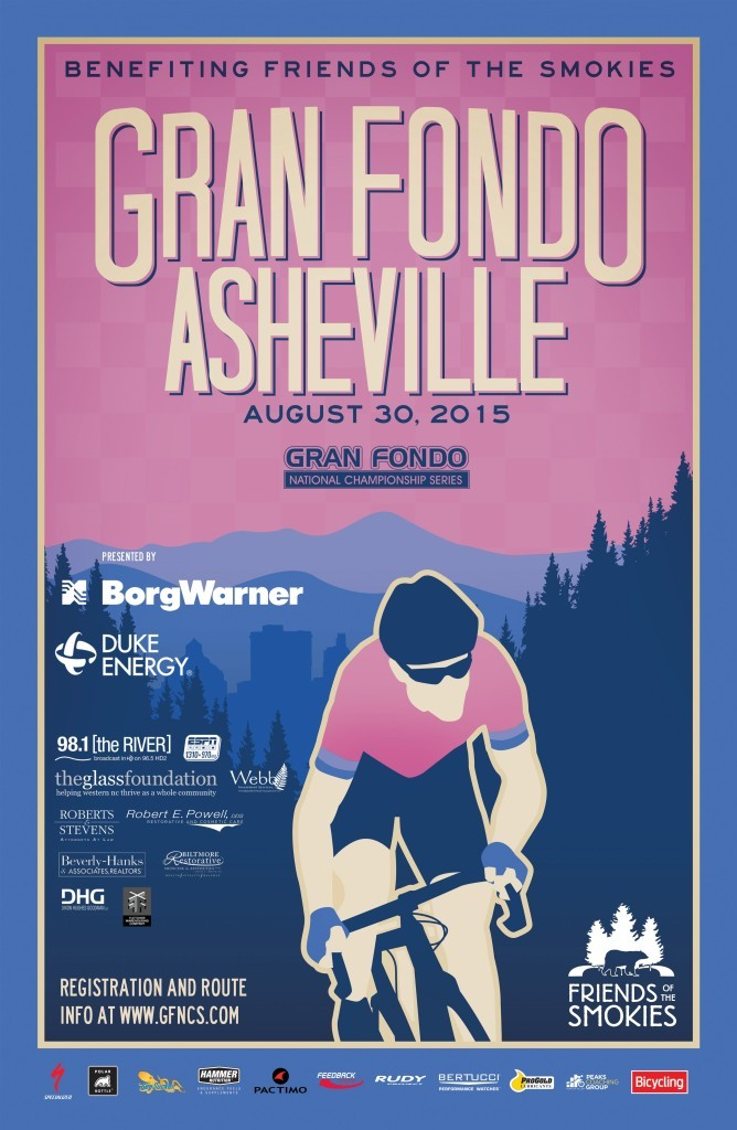 Gran Fondo Asheville 2015