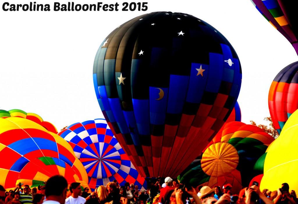Carolina Balloonfest 2015