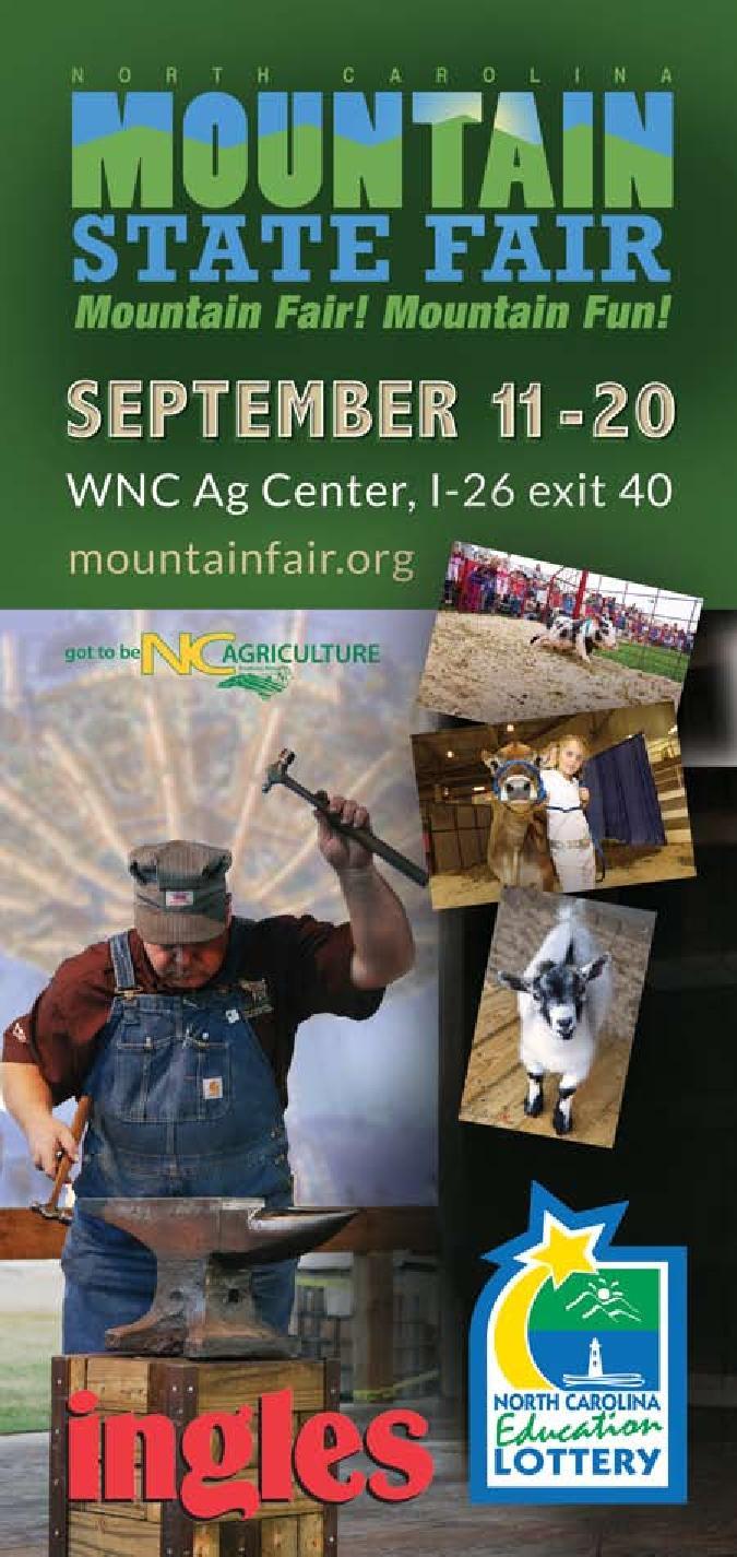 North Carolina Mountain State Fair