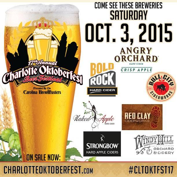 Charlotte Oktoberfest Beer Festival 2015