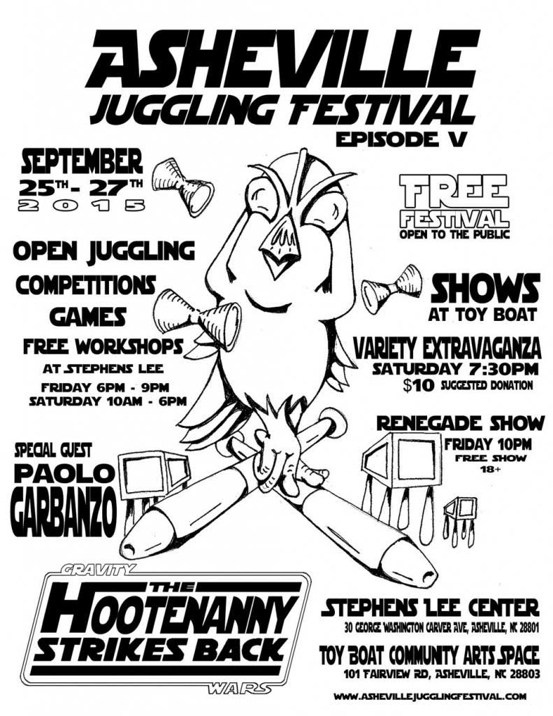Asheville Juggling Festival