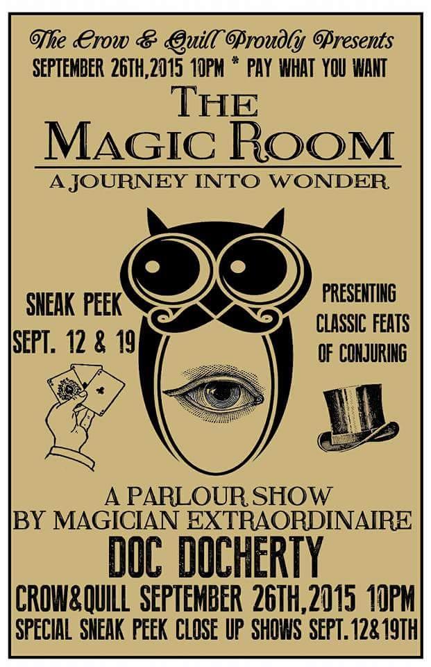 The Magic Room Asheville
