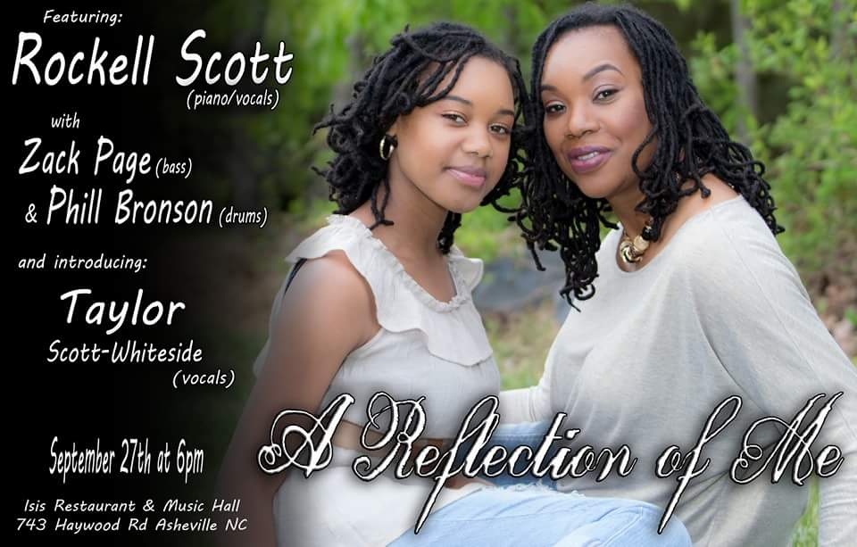 A Reflection of Me by Rockell Scott