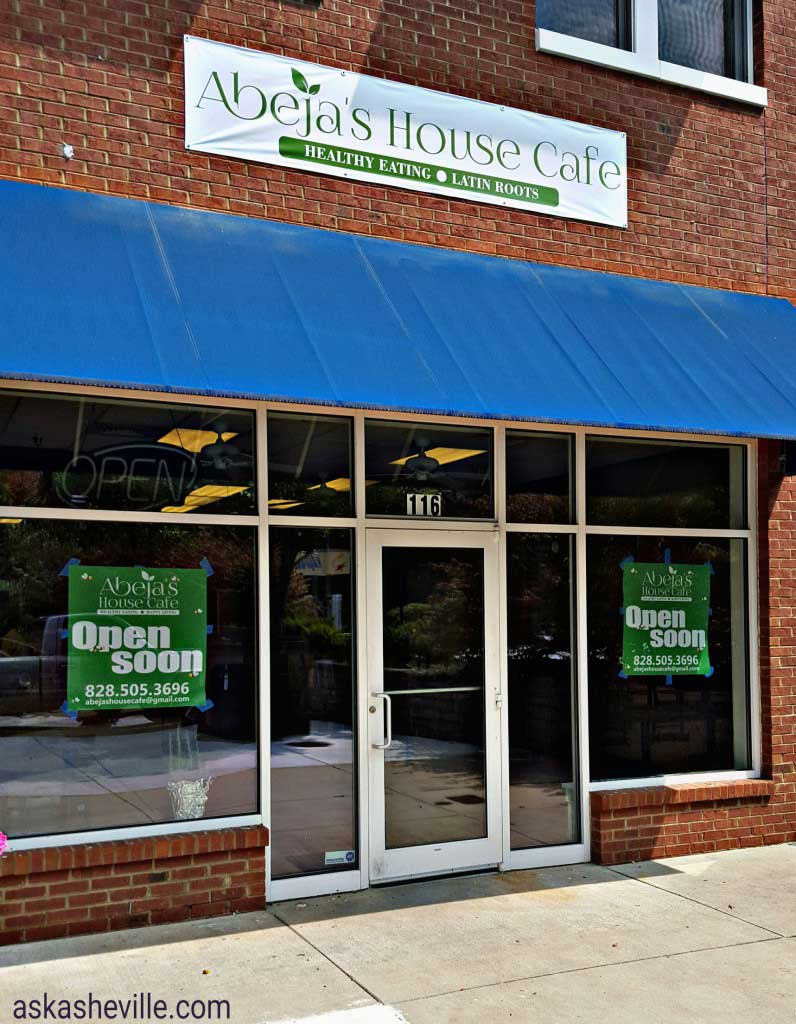 Abeja's House Cafe Asheville