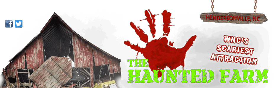 Haunted Farm Hendersonville NC