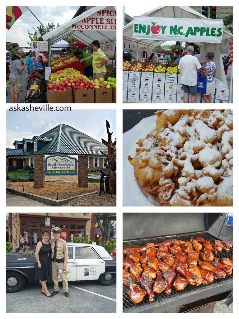 NC Apple Fest Hendersonville 2015