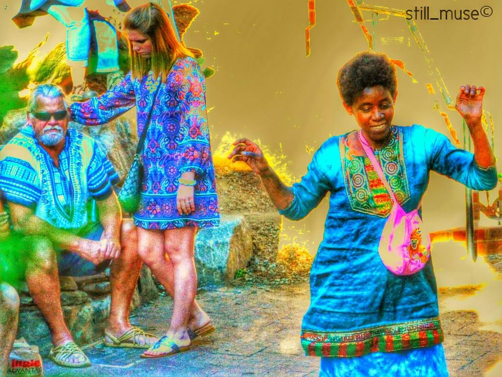 Dancing Hippies Asheville NC