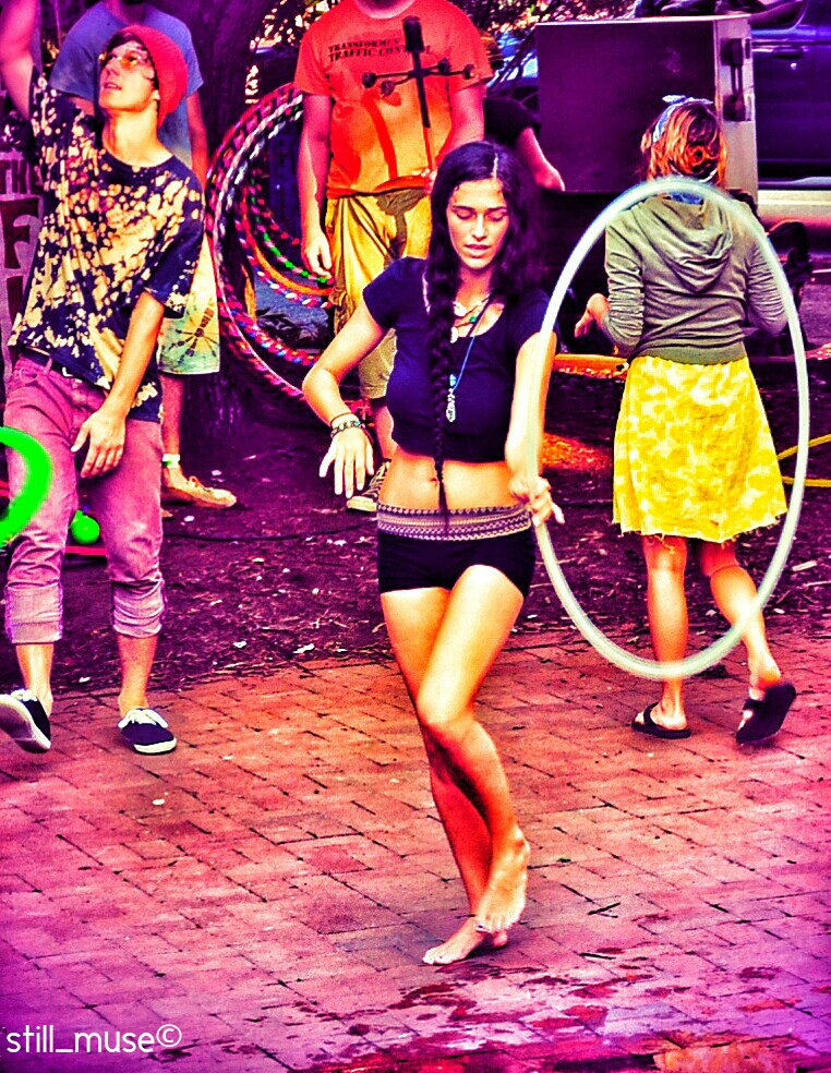 Asheville Hippies Hula Hoops