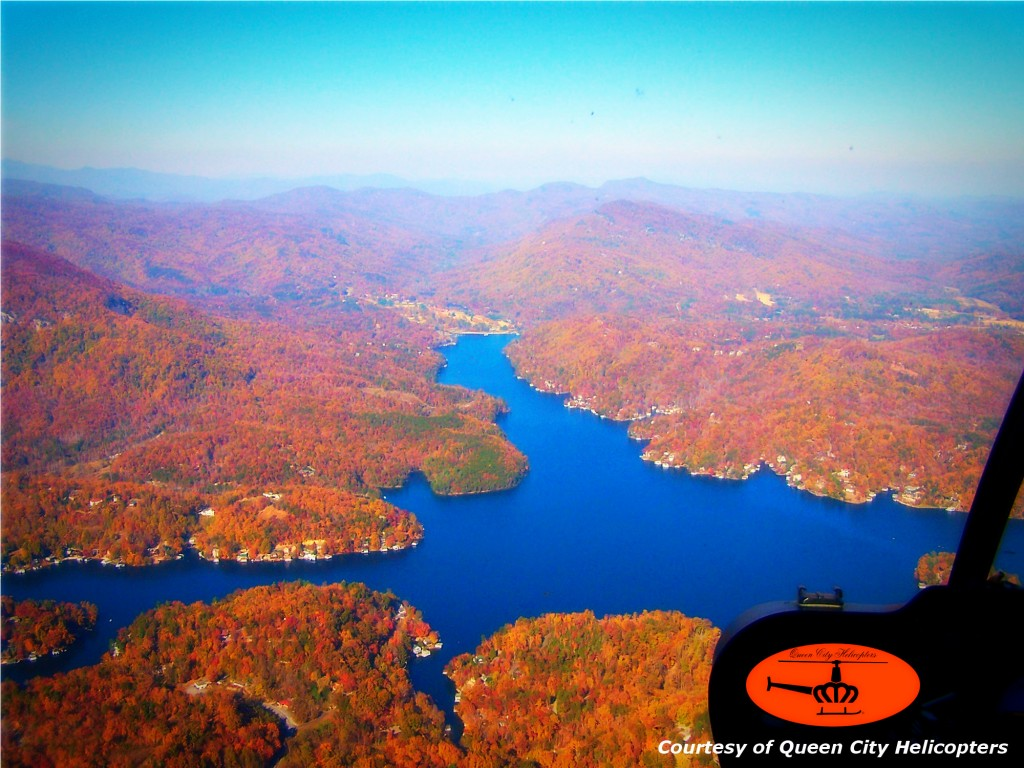 Asheville Mountains Lakes