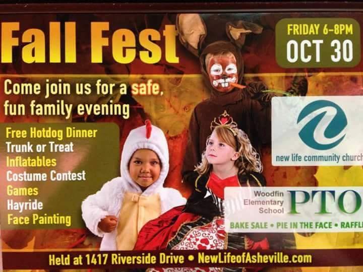 Woodfin Fall Fest 2015 Asheville