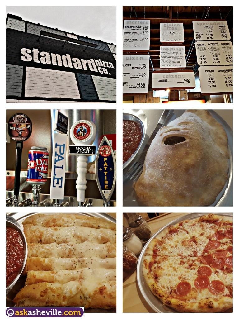 Standard Pizza Asheville NC