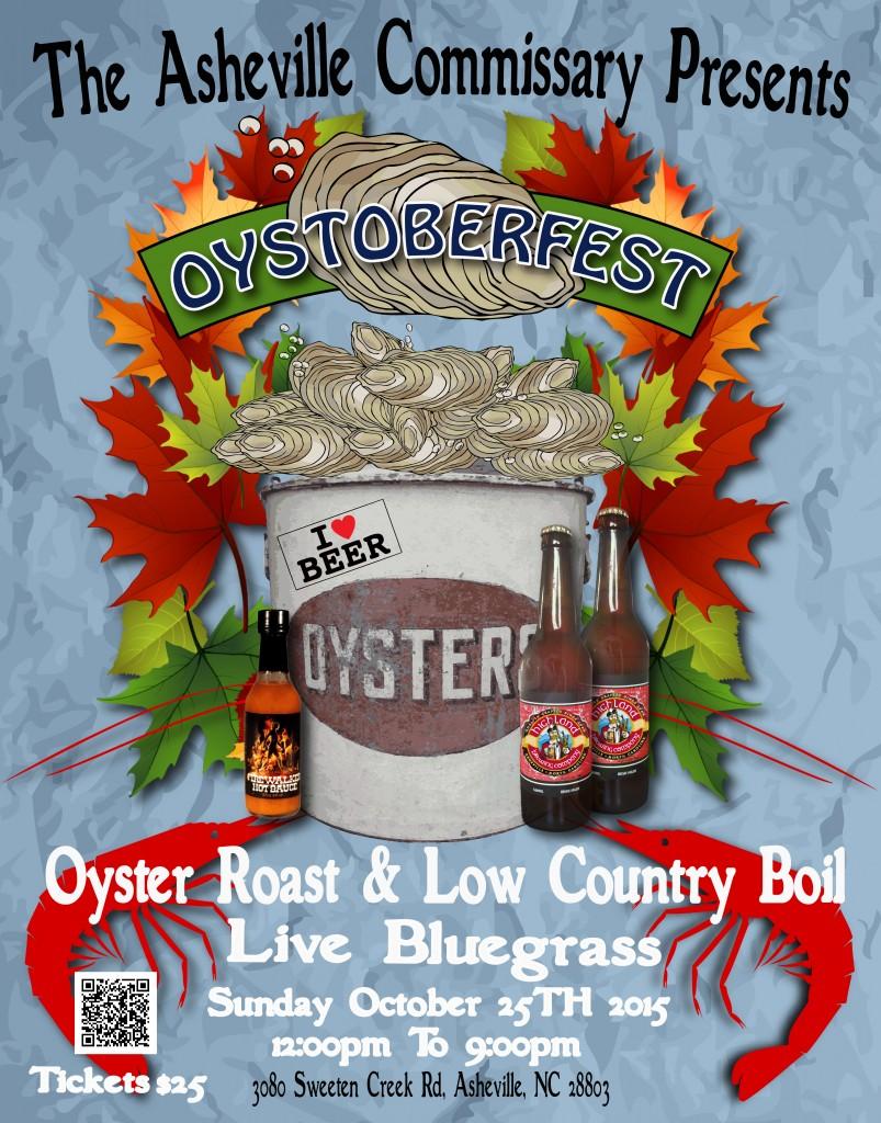 Oystoberfest Asheville 2015