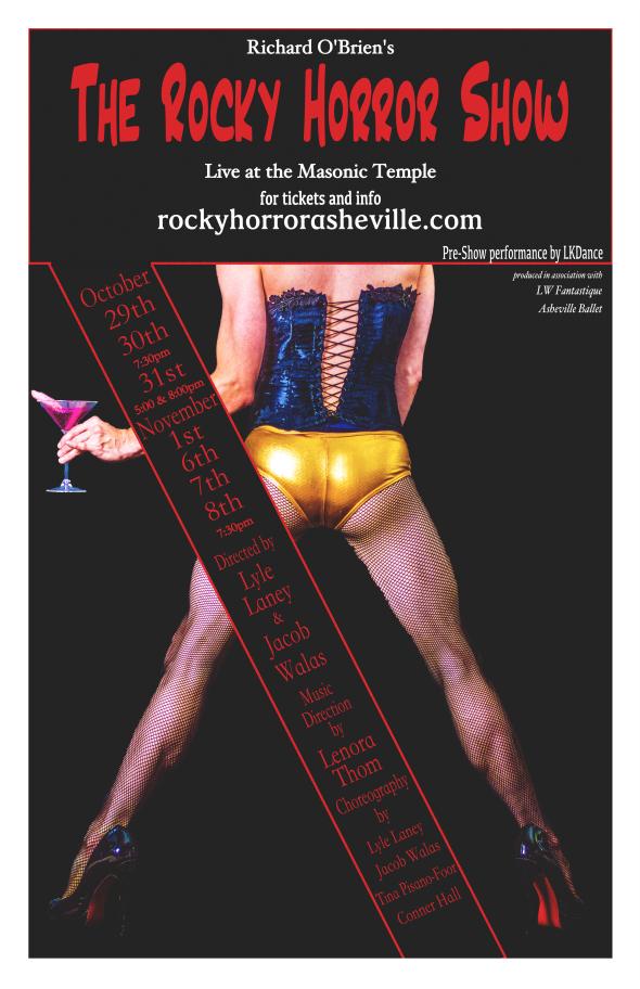 Rocky Horror Show Asheville