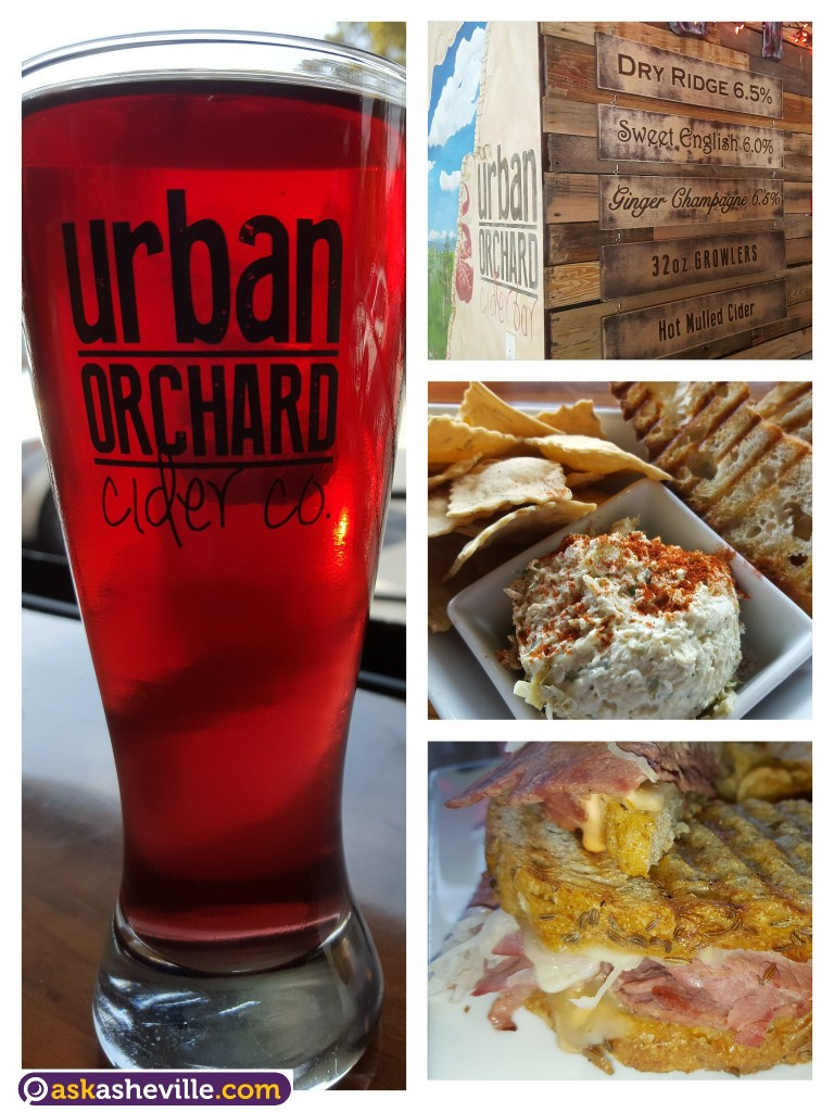 Urban Orchard Cider Company Asheville