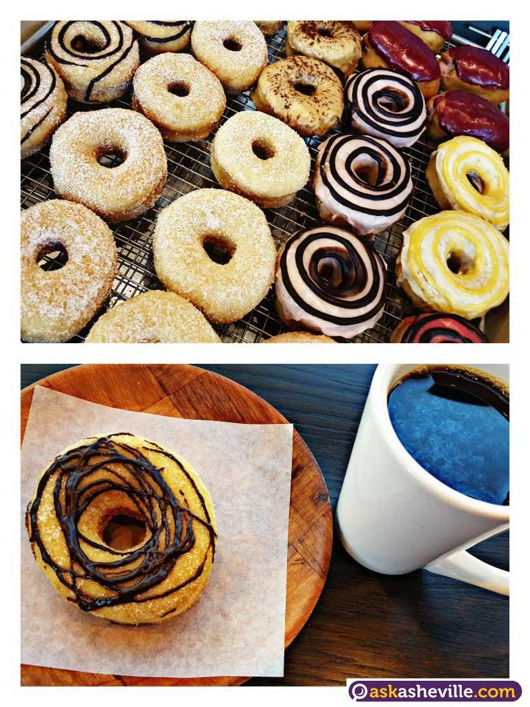 Asheville Doughnuts Dessert