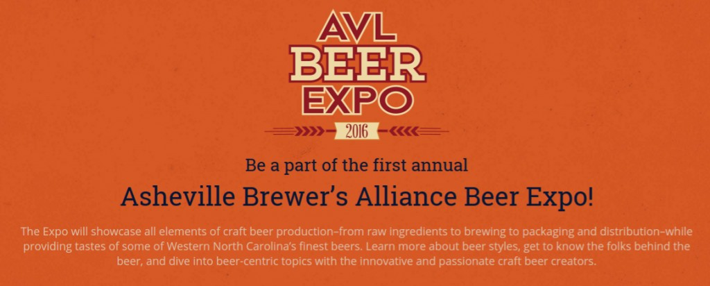 Asheville Beer Expo 2016