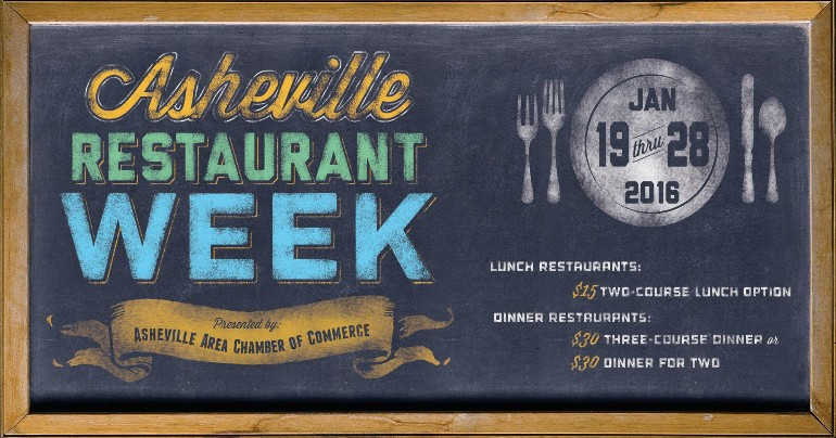 Asheville Restaurant Week