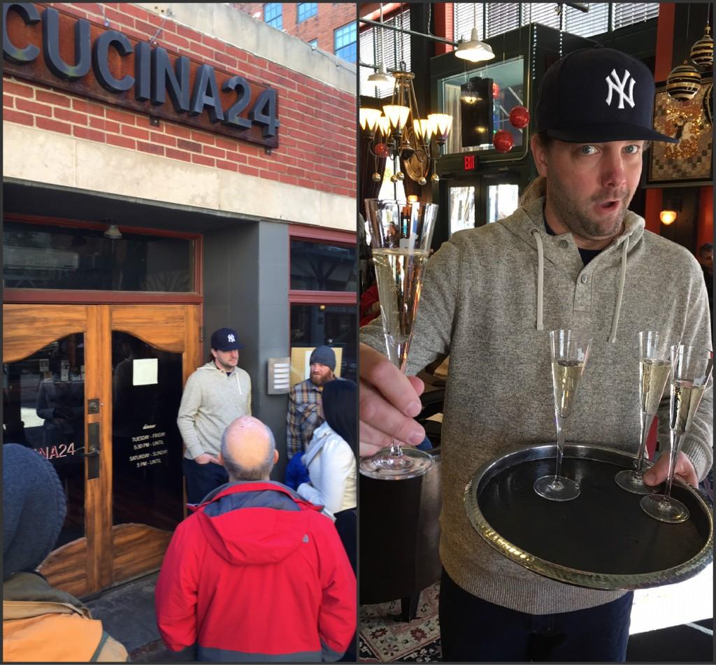 Jeff Varner on an Asheville Food Tour