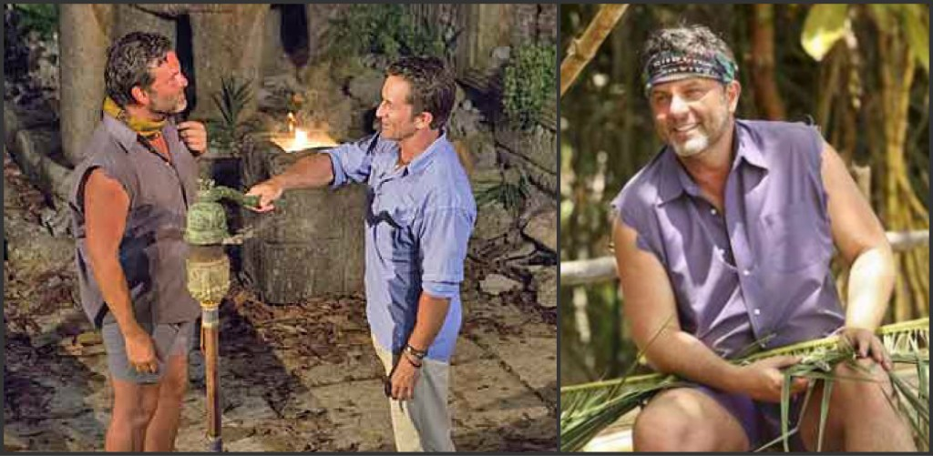 Jeff Varner Survivor TV Show
