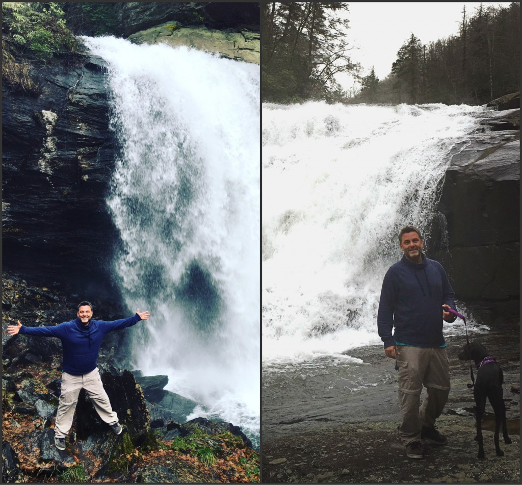 Jeff Varner Asheville Waterfalls