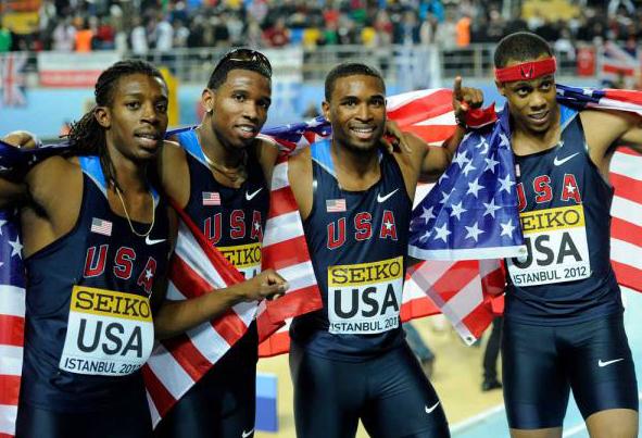 Manteo Mitchell Olympics